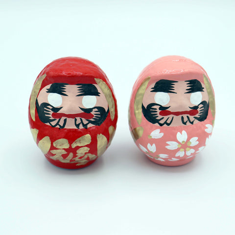 Shirakawa Daruma (big) - 2 colours