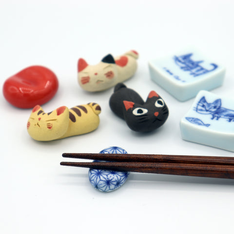 Chopstick Rests - Various Styles