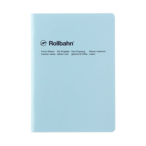 Rollbahn Notebook B5 (various colours)