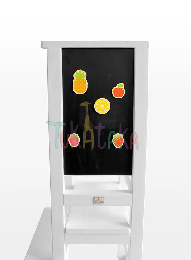 Magnetic chalkboard - Built in version (one sided)