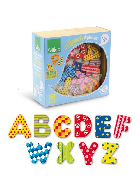 Magnetic letters - magnets