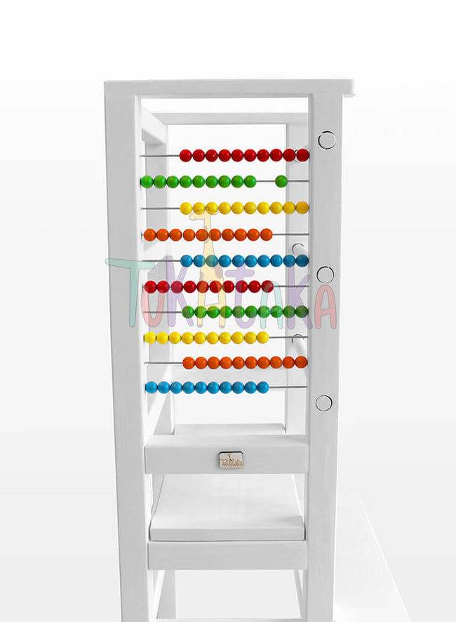 Add abacus to your learning tower