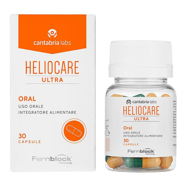Heliocare Ultra D Oral Capsules (30 caps)