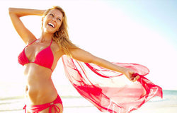 Laser Hair Removal: Half Legs, Underarm & Bikini Course of 6 (save €251)
