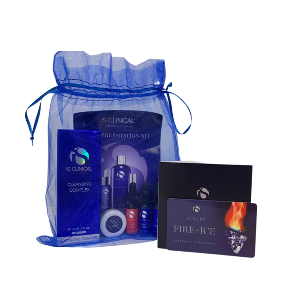 iS Clinical Fire & Ice Facial Voucher + Discovery Kit (SAVE €61)