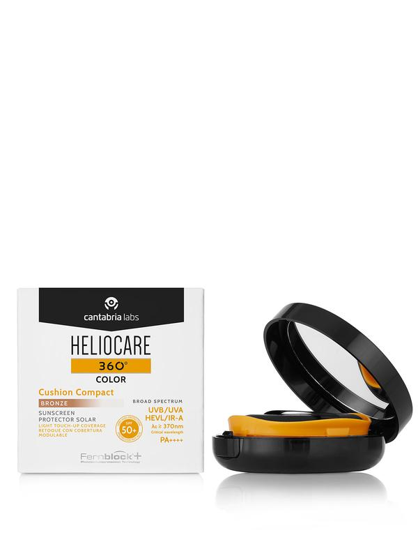Heliocare 360º Color Cushion Compact SPF50 Bronze 15g
