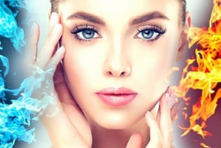 Fire & Ice Express Facial course of 4 (save €81)