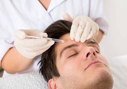 Anti-Wrinkle Injectables For Men Two Areas