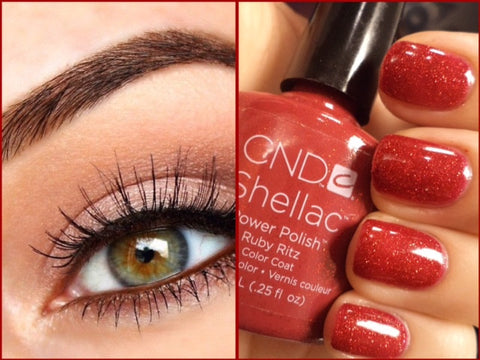 Shellac fingers & eye trio (Save €16)