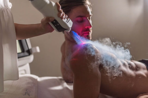 Localised Cryotherapy Course of 5+1 FREE (save €70)