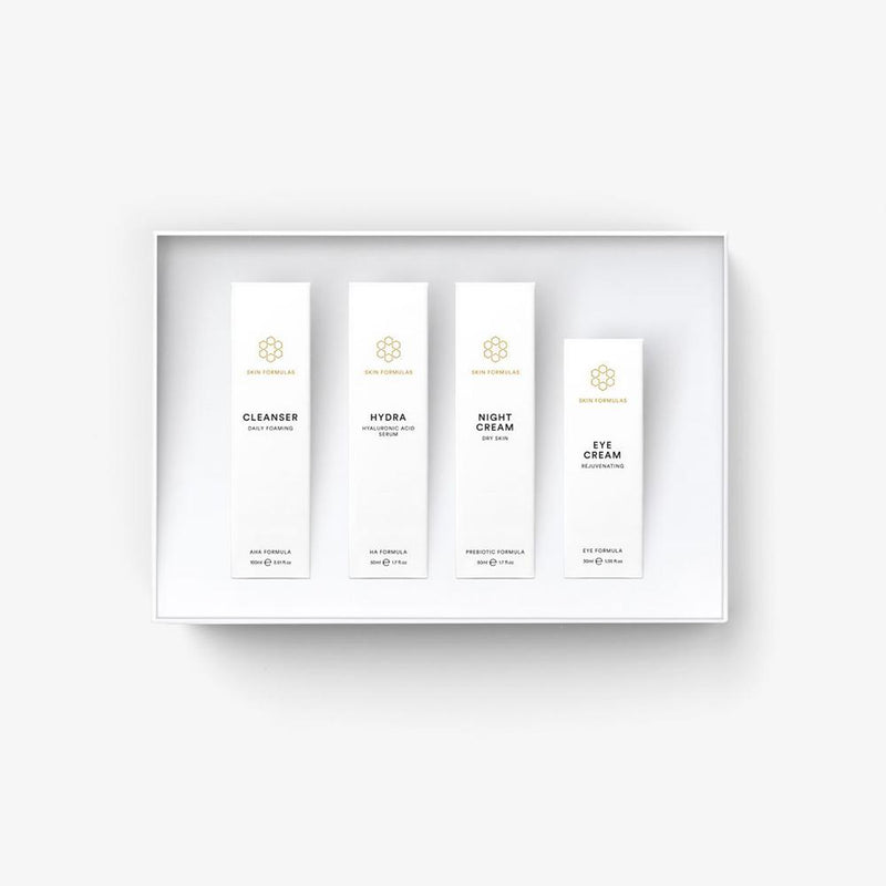 Skin Formulas Luxurious Essentials Set For Normal to Dry Skin