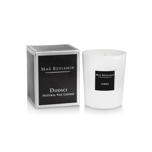 MAX BENJAMIN DODICI LUXURY NATURAL CANDLE
