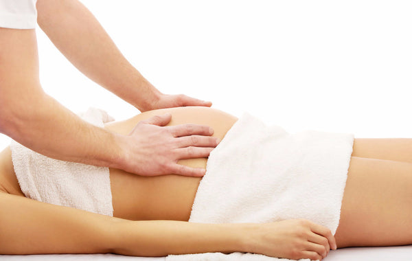 Pregnancy Back Massage 30 Mins