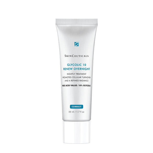 SkinCeuticals Glycolic 10 Renew Overnight, 50ml