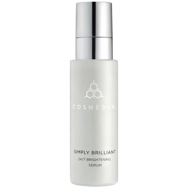 COSMEDIX SIMPLY BRILLIANT 24/7 BRIGHTENING SERUM - 30ML