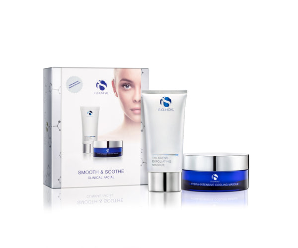 Smooth and Soothe Home Facial Kit