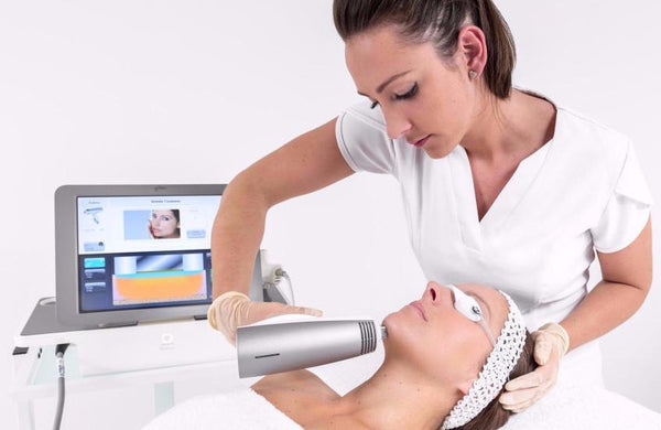 Skin Month Offer: SculpSure Chin Fat Reduction Course of 2 +3 FREE Sublime Treatments (save €601)