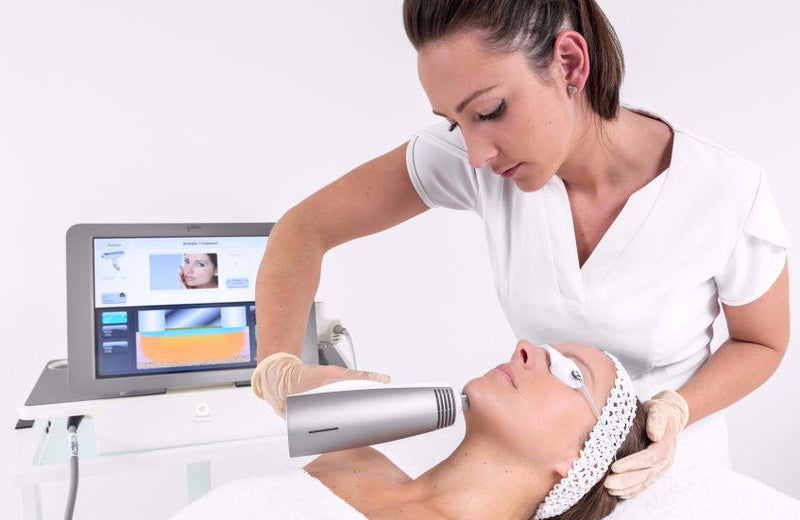 Sublime Anti-Ageing Lifting Treatment Course 2+1 FREE with LED Session (save €261)