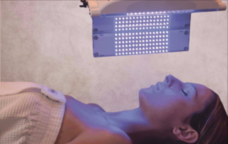 LED Phototherapy Treatment for Acne Course of 5+1 FREE (Save €80)