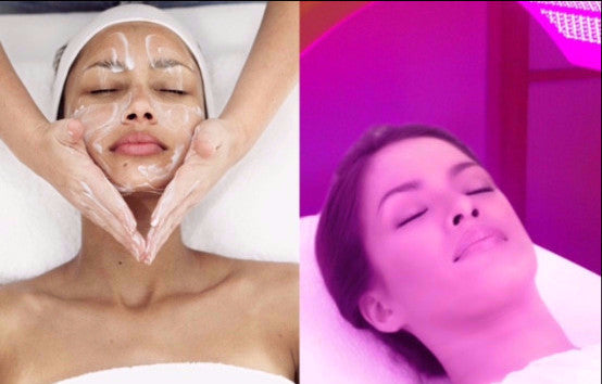 Anti-Ageing Facial with LED Phototherapy (60 Mins)