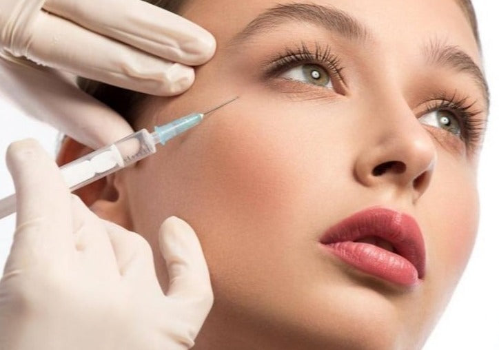 Anti-Wrinkle Injectables Third Area FREE!