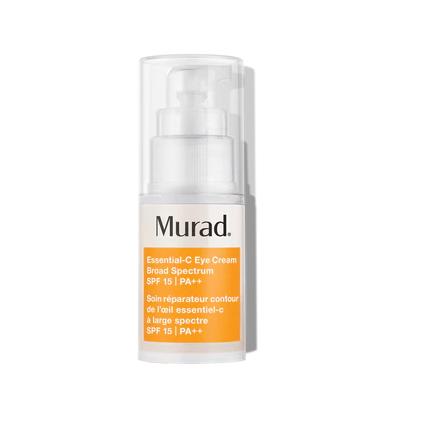 Murad Essential-C Eye Cream Broad Spectrum SPF 15 | PA++ 15ml