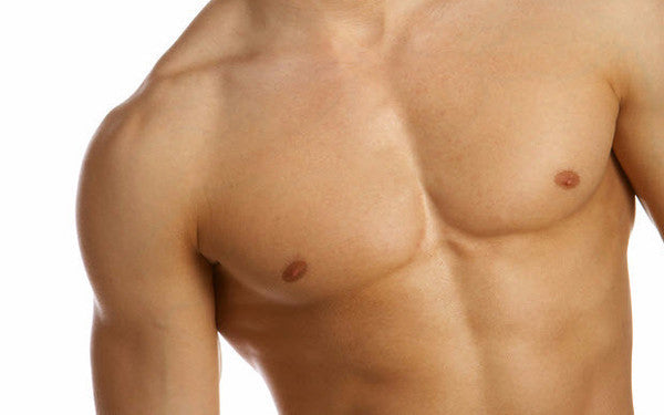 Laser for Men Chest & Stomach Course of 6 (Save €330)