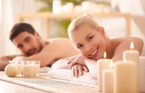 Couples Deep Tissue or Holistic Massage Voucher (save €30)