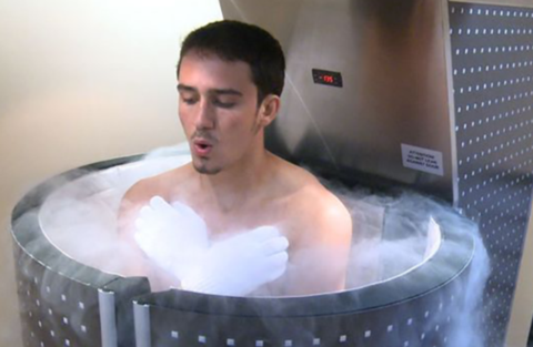Whole Body Cryotherapy Session 3+1 FREE (save €101)