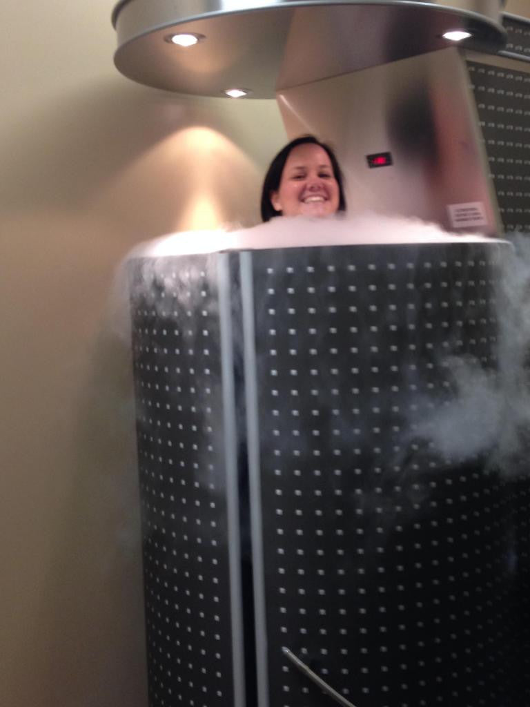 Cryotherapy Course of 10+3 FREE (Save €300)