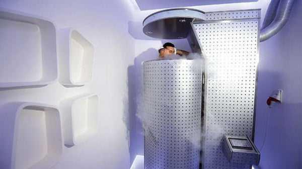Cryotherapy Course of 5+1 FREE (Save €100)
