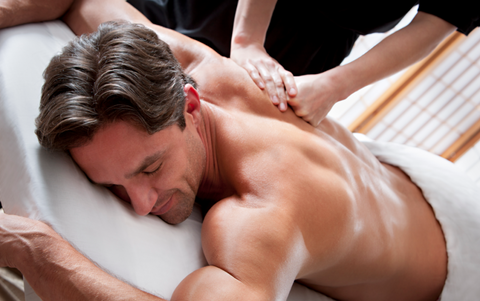 Deep Tissue Back Massage 40 Minutes