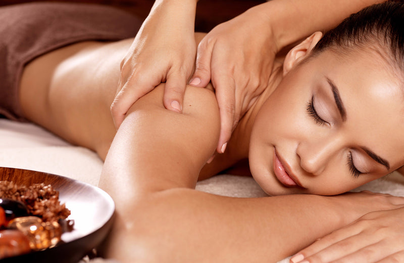 Holistic Full Body Massage 50-Minutes course of 3+1 FREE (save €81)