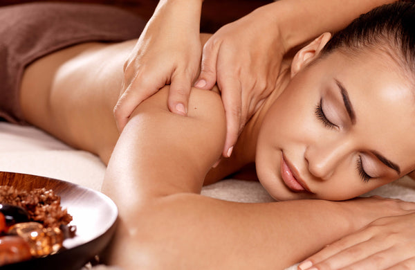 Holistic Back & Head Massage 40-Minutes