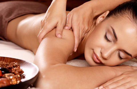 Holistic Back Massage 30 Minutes