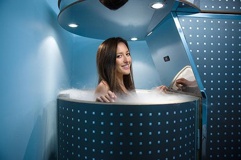 Cryotherapy Course of 10+3 FREE (save €255)