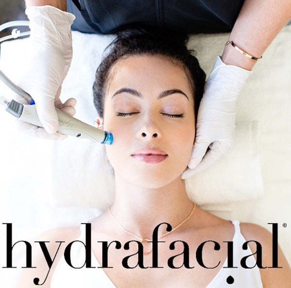 Luxury 6-Step HydraFacial (save €40)