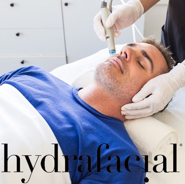 Luxury HydraFacial course of 3+1 FREE +LED Session (Save €211)