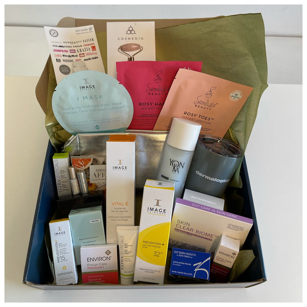 Get Summer Ready Pamper Box (worth over €450)