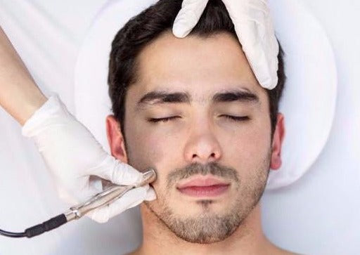 Skin Month Offer: Luxury Microdermabrasion Course of 5 +3 LED Sessions (save €211)