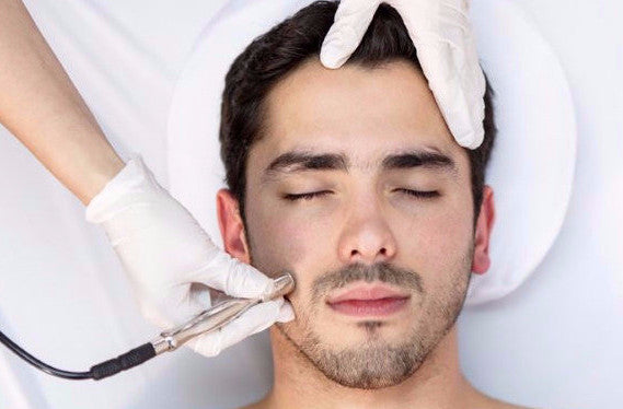 Luxury SkinCeuticals Microdermabrasion with Gel Peel & LED Light Therapy Session 60-Mins (save €60)