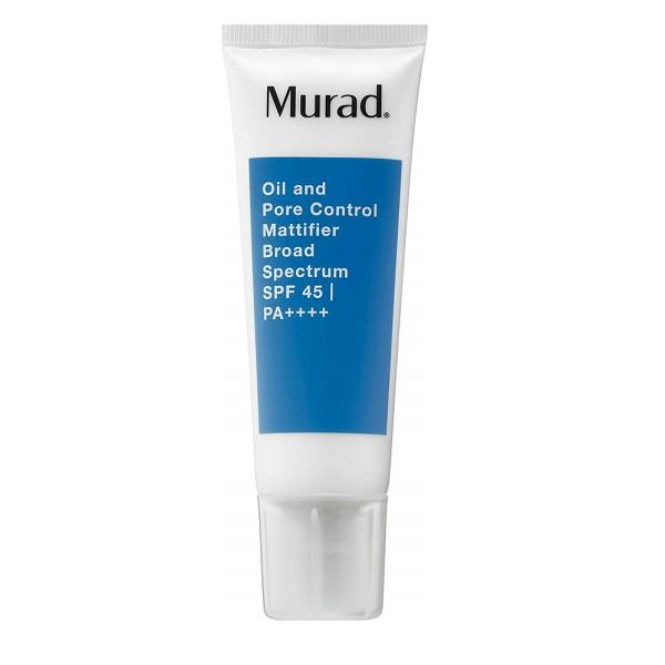 Murad Oil and Pore Control Mattifier Broad Spectrum SPF 45 | PA++++ 50ml