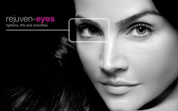 Rejuveneyes Sublative Eye Treatment Course of 3 (50% OFF)
