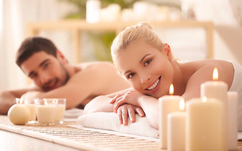 Couples Holistic Massage (40 Mins)