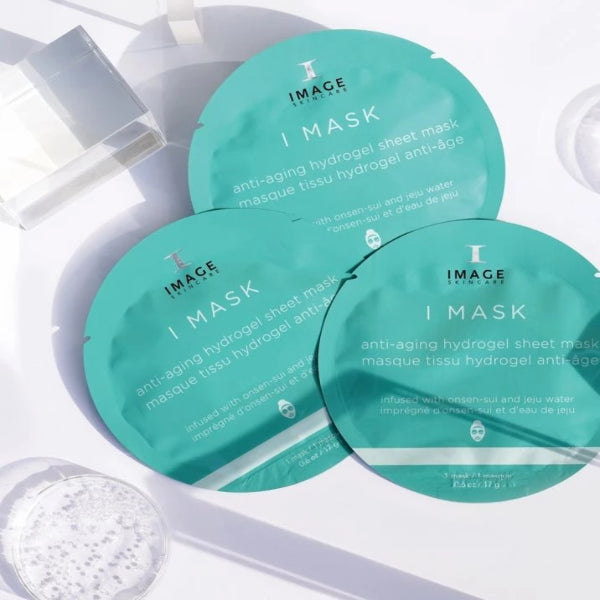 Imask Anti-Ageing Hydrogel Sheet Mask (single)