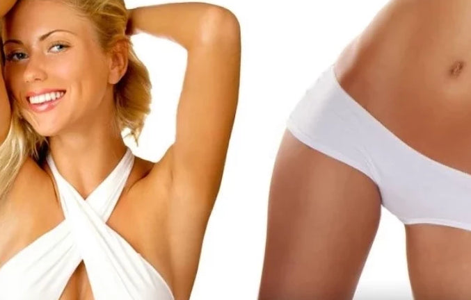 Laser Any Bikini & Underarm Course of 6 (save €101)