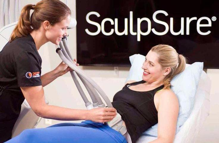 SculpSure Laser Tummy Tuck Package (12 applicators) full abdomen & flanks (save €1500