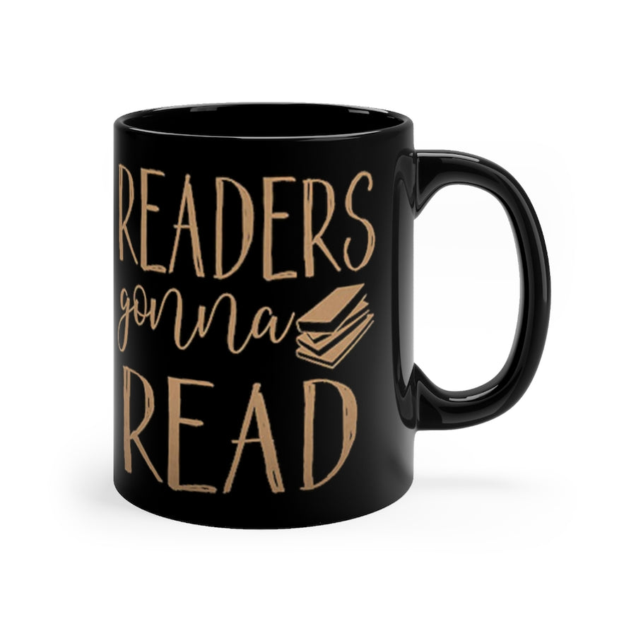 Mug Original<br /> Readers gonna Read (BLACK)