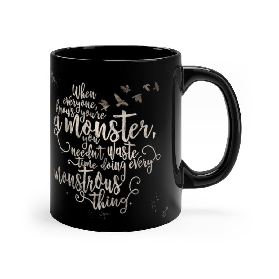 Mug Original<br /> Six of Crows (BLACK)
