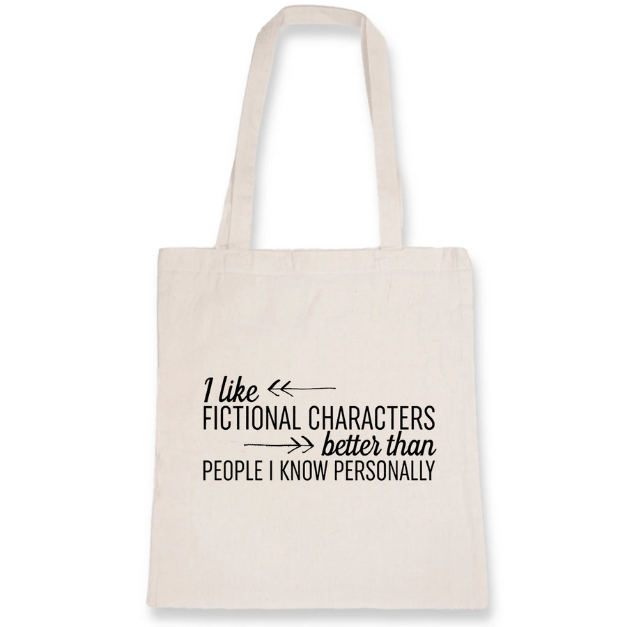Sac Fourre Tout Femme <br /> Fictional Characters